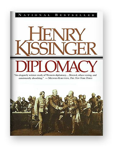 Diplomacy by Henry Kissinger on Scribd