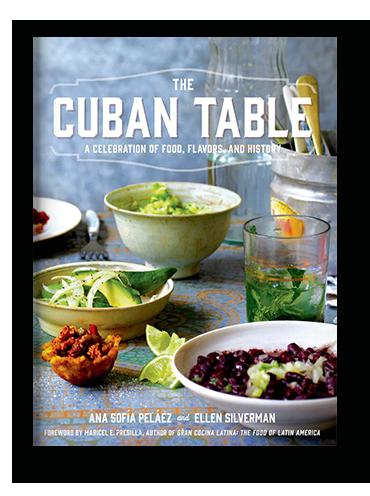 The Cuban Table by Ana Sofia Pelaez on Scribd