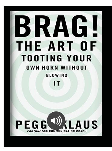 Brag by Peggy Klaus on Scribd