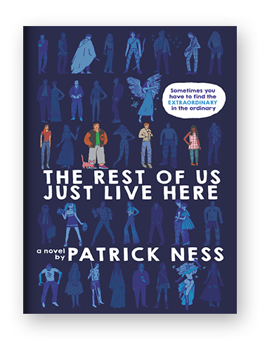 The Rest of Us Just Live Here by Patrick Ness on Scribd
