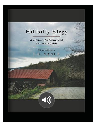 Hillbilly Elegy by J.D. Vance on Scribd