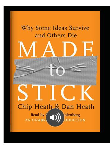 Made to Stick by Chip Heath and Dan Heath on Scribd