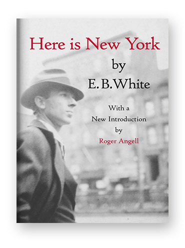 Here is New York by E.B. White on Scribd