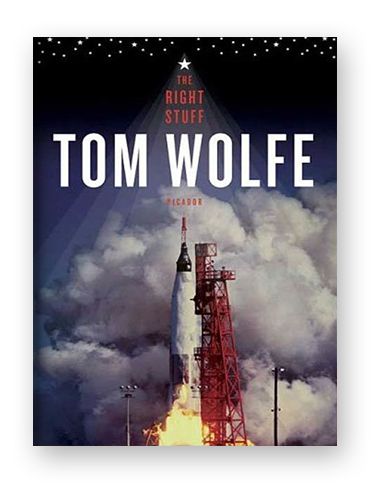 The Right Stuff by Tom Wolfe on Scribd