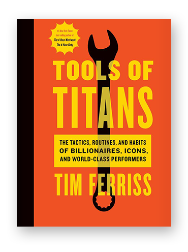 Tools of Titans by Tim Ferriss on Scribd