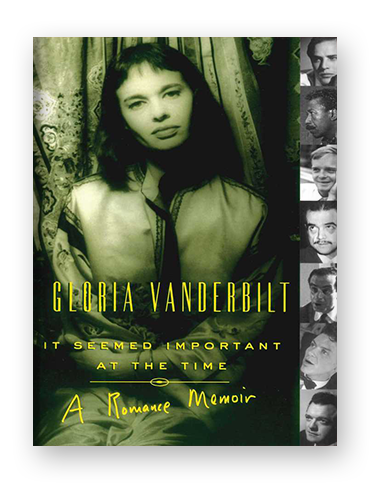 It Seemed Important at the Time by Gloria Vanderbilt on Scribd