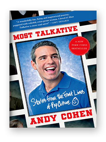 Most Talkative by Andy Cohen on Scribd