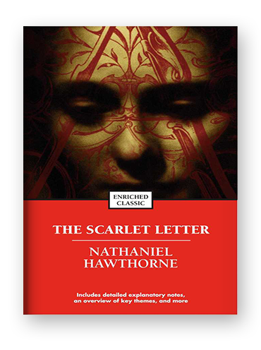 Ebook edition of  The Scarlet Letter, with helpful explanatory notes.
