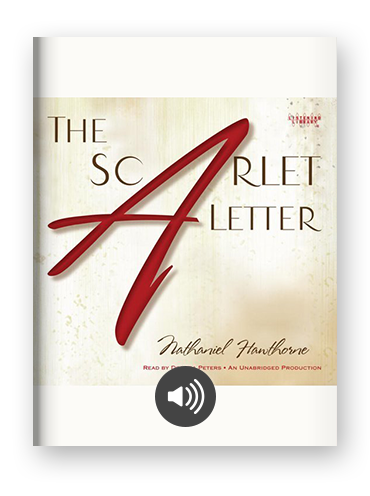 The Scarlet Letter by Nathaniel Hawthorne audiobook edition on Scribd