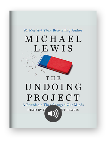 The Undoing Project by Michael Lewis on Scribd