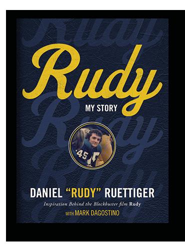 Rudy by Daniel Rudy Ruettiger on Scribd
