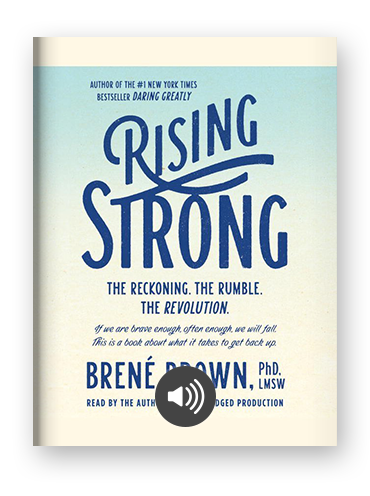 Rising Strong by Brene Brown on Scribd