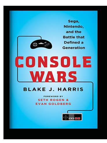 Console Wars by Blake J. Harris on Scribd