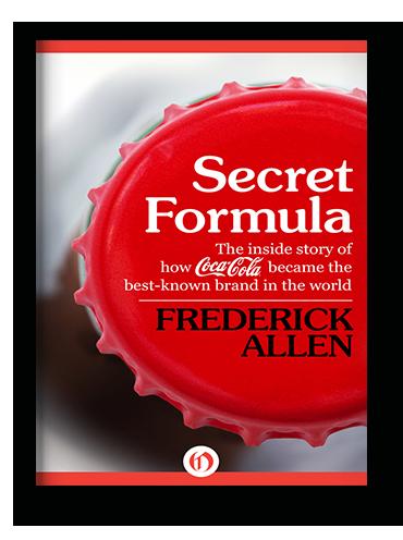 Secret Formula by Frederick Allen on Scribd