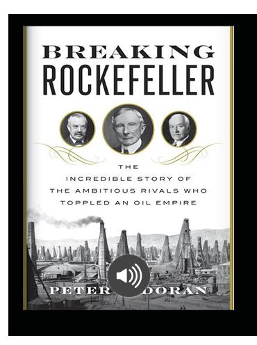 Breaking Rockefeller by Peter Doran on Scribd