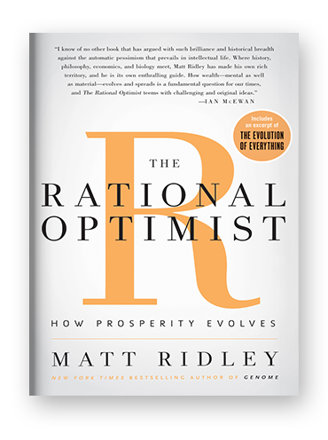 The Rational Optimist by Matt Ridley on Scribd