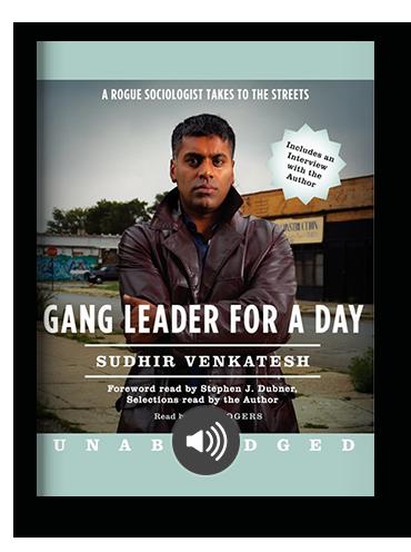 Gang Leader for a Day by Sudhir Venkatesh on Scribd