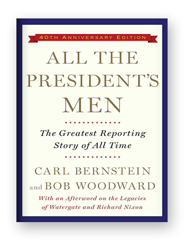 All the President's Men by Carl Bernstein and Bob Woodward on Scribd