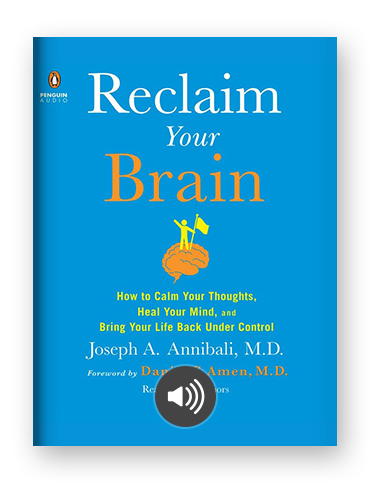Reclaim Your Brain by Joseph A. Annibali on Scribd