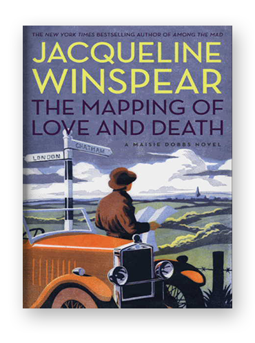 The Mapping of Love and Death by Jacqueline Winspear on Scribd