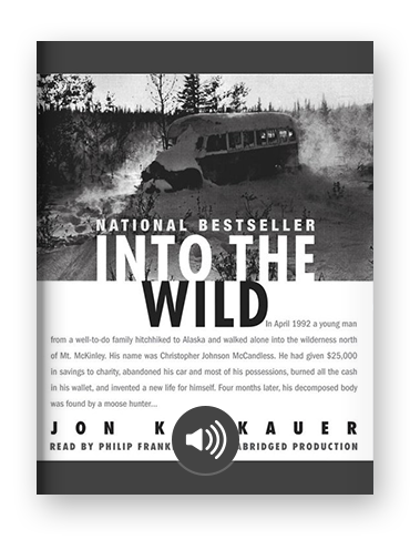 Into the Wild by Jon Krakauer on Scribd