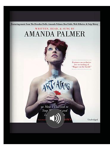 The Art of Asking by Amanda Palmer on Scribd