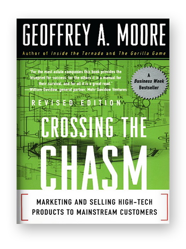 Crossing the Chasm by Geoffrey A. Moore on Scribd
