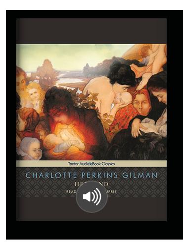Herland by Charlotte Perkins Gilman audiobook on Scribd.png
