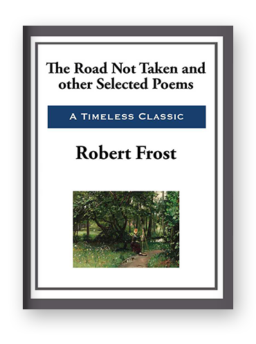 The Road Not Taken and Other Selected Poems by Robert Frost on Scribd.png