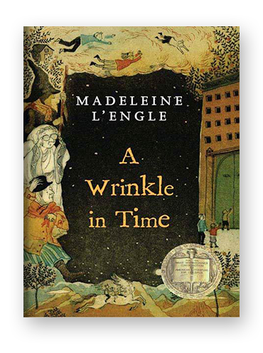 A Wrinkle in Time by Madeleine L'Engle on Scribd.png