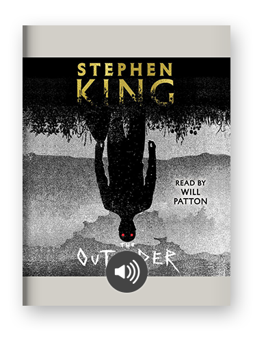 The Outsider by Stephen King on Scribd.png