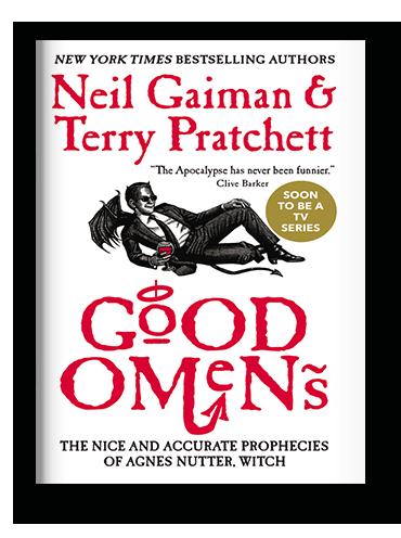 Good Omens by Neil Gaiman and Terry Pratchett on Scribd.png