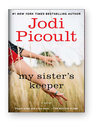 My Sister's Keeper by Jodi Piccoult on Scribd.png