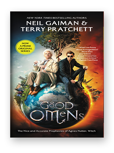 Good Omens by Neil Gaiman and Terry Pratchett on Scribd.png