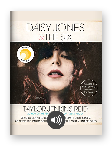 Daisy Jones and the Six by Taylor Jenkins Reid on Scribd.png