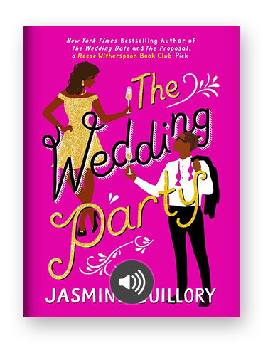 The Wedding Party by Jasmine Guillory on Scribd.png