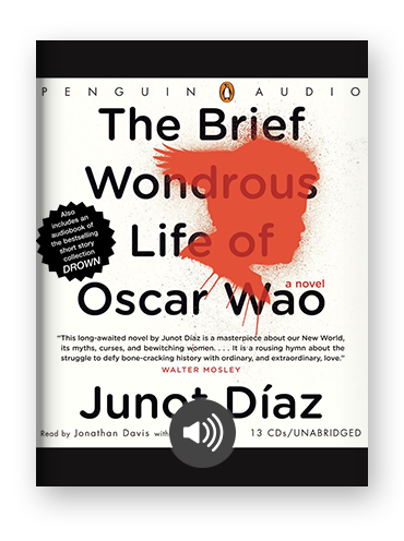 The Brief Wondrous Life of Oscar Wao by Junot Diaz on Scribd.png