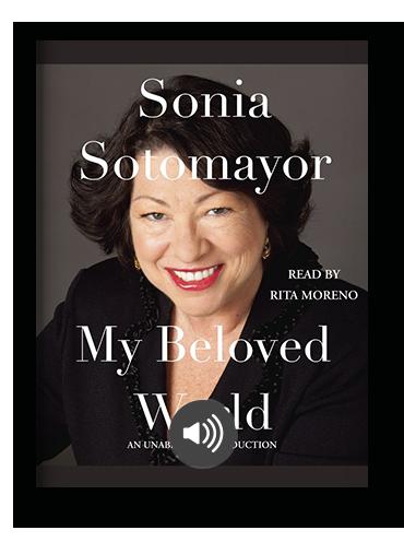 My Beloved World by Sonia Sotomayor on Scribd.png