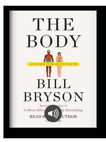 The Body by Bill Bryson on Scribd.png