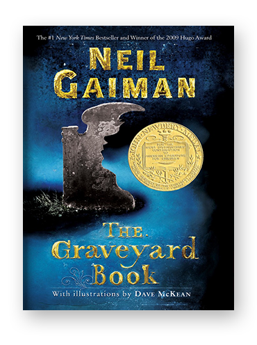 The Graveyard Book by Neil Gaiman on Scribd.png