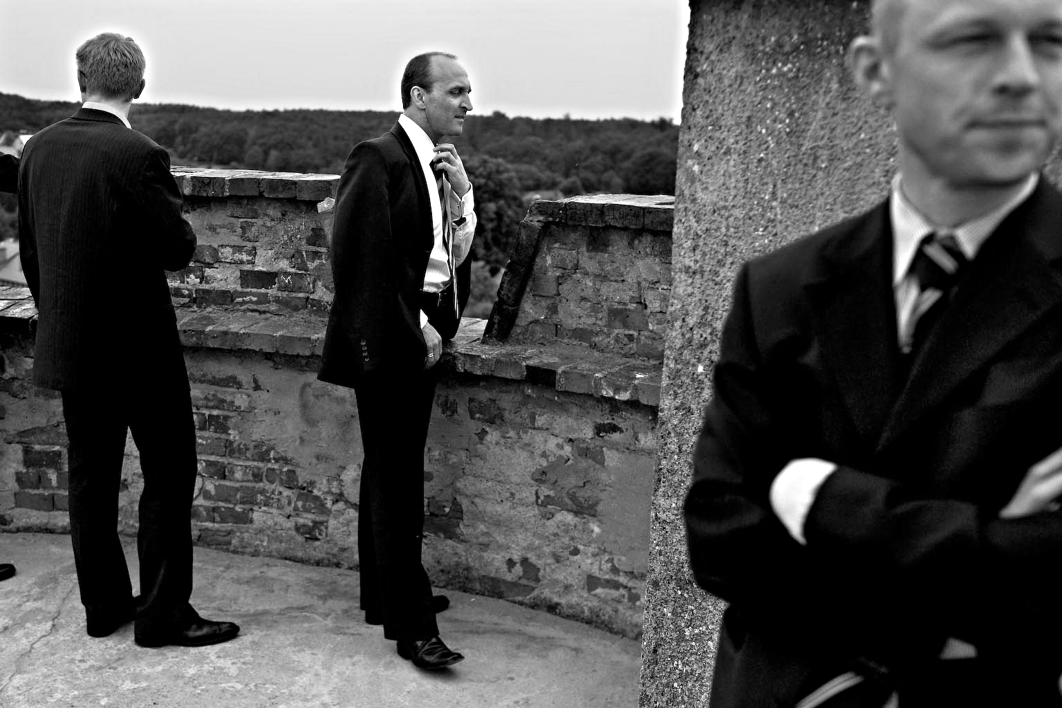 The last days of the Prime Minister for Newsweek Poland 2006
