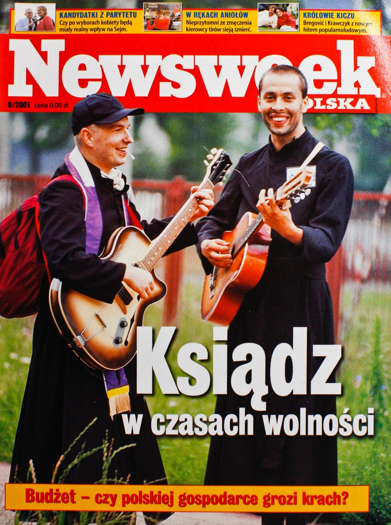 NEWSWEEK 2001