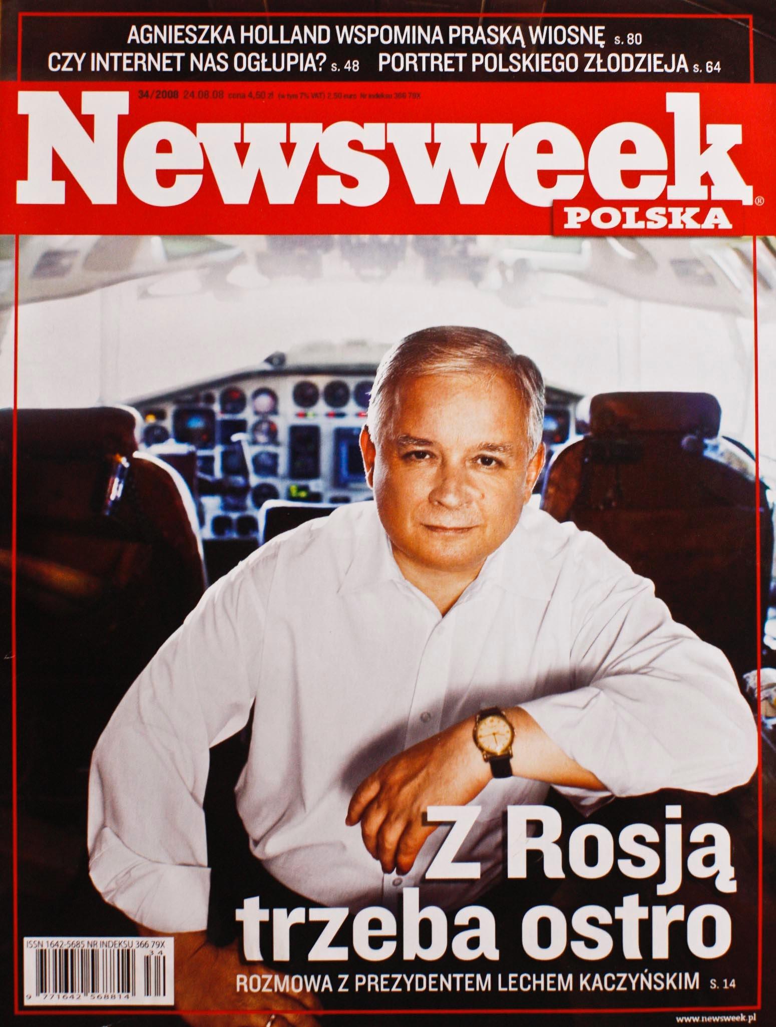 NEWSWEEK 34/2008