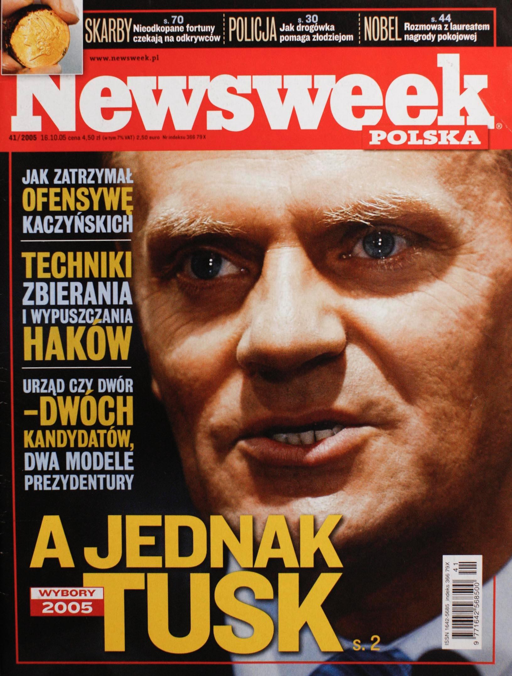 NEWSWEEK 41/2005