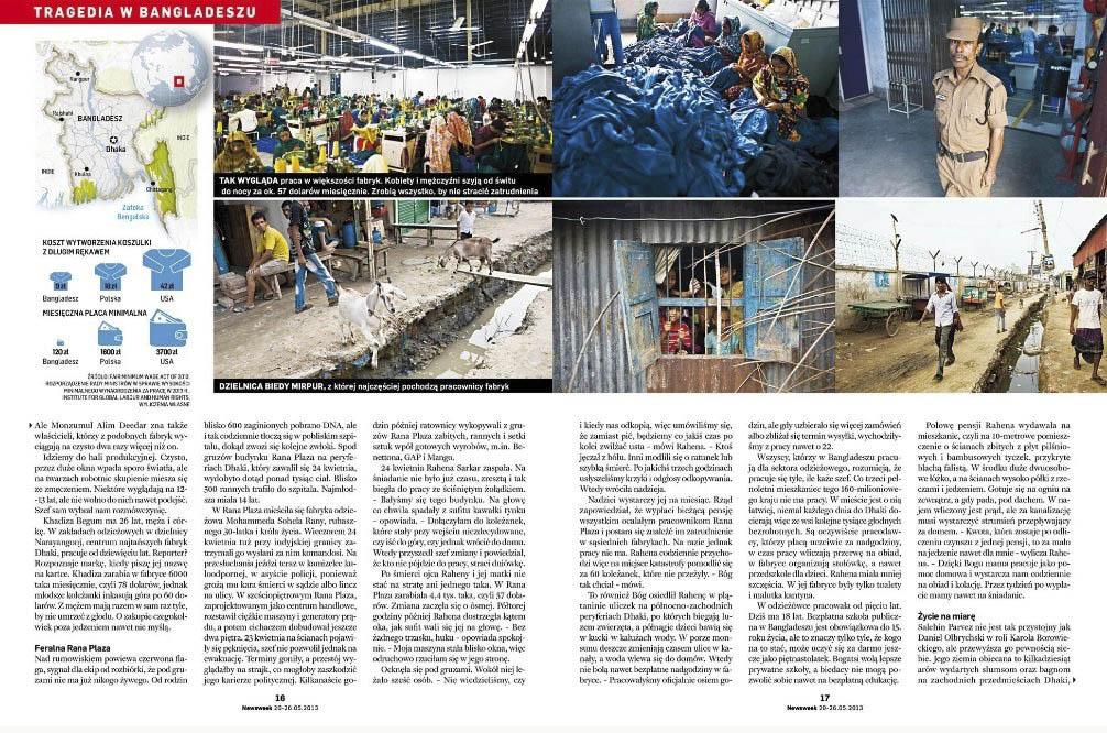 NEWSWEEK 2012 BANGLADESH
