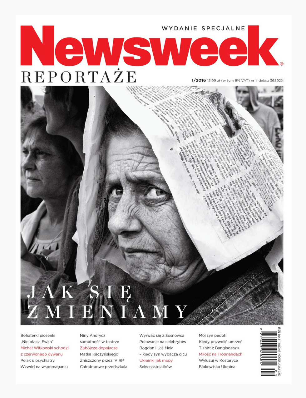 NEWSWEEK - SPECIAL EDITION 1/16