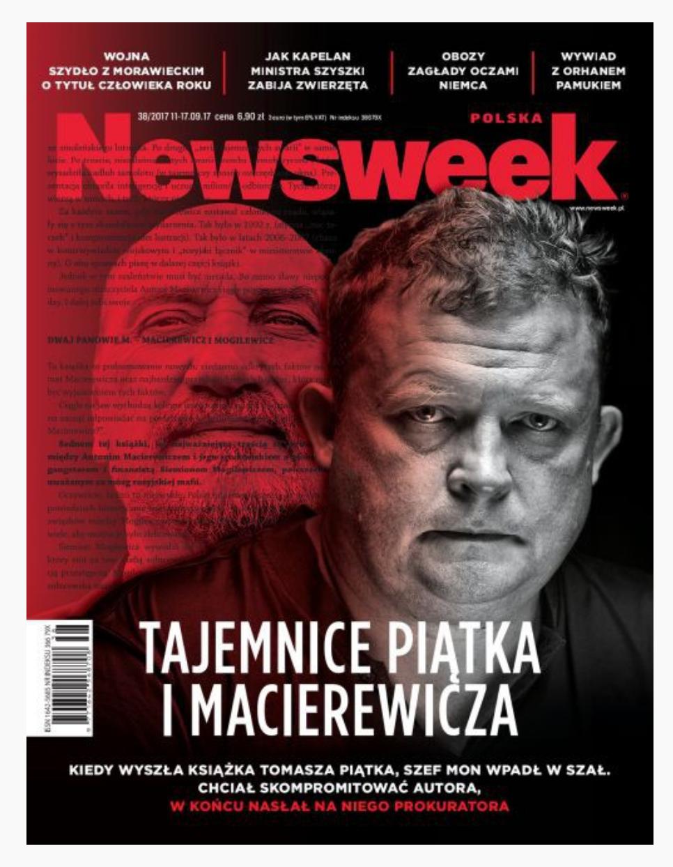 NEWSWEEK 38/17