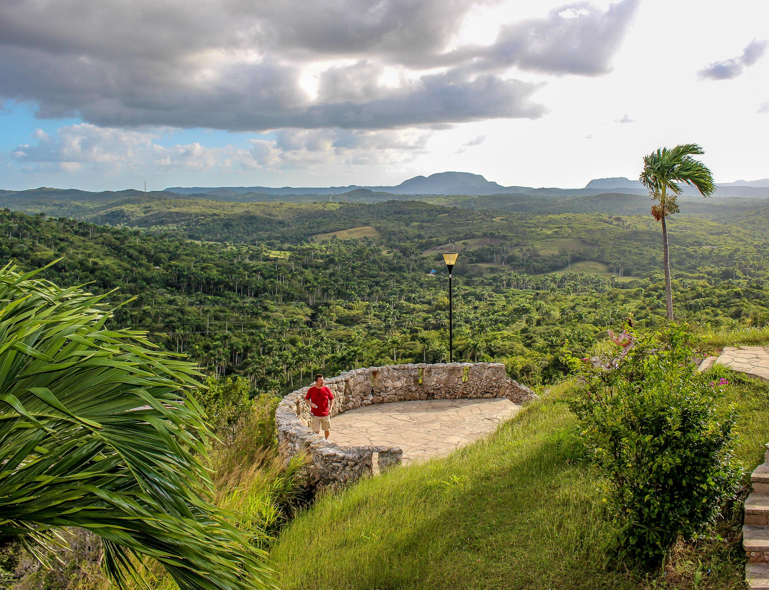 View of the Valley from El Mirador
