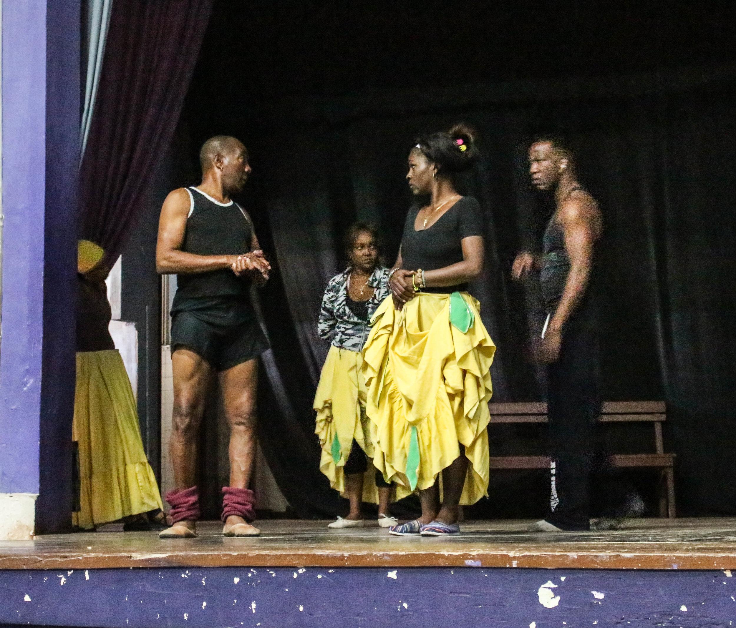 Rehearsal - AfroCuba de Matanzas