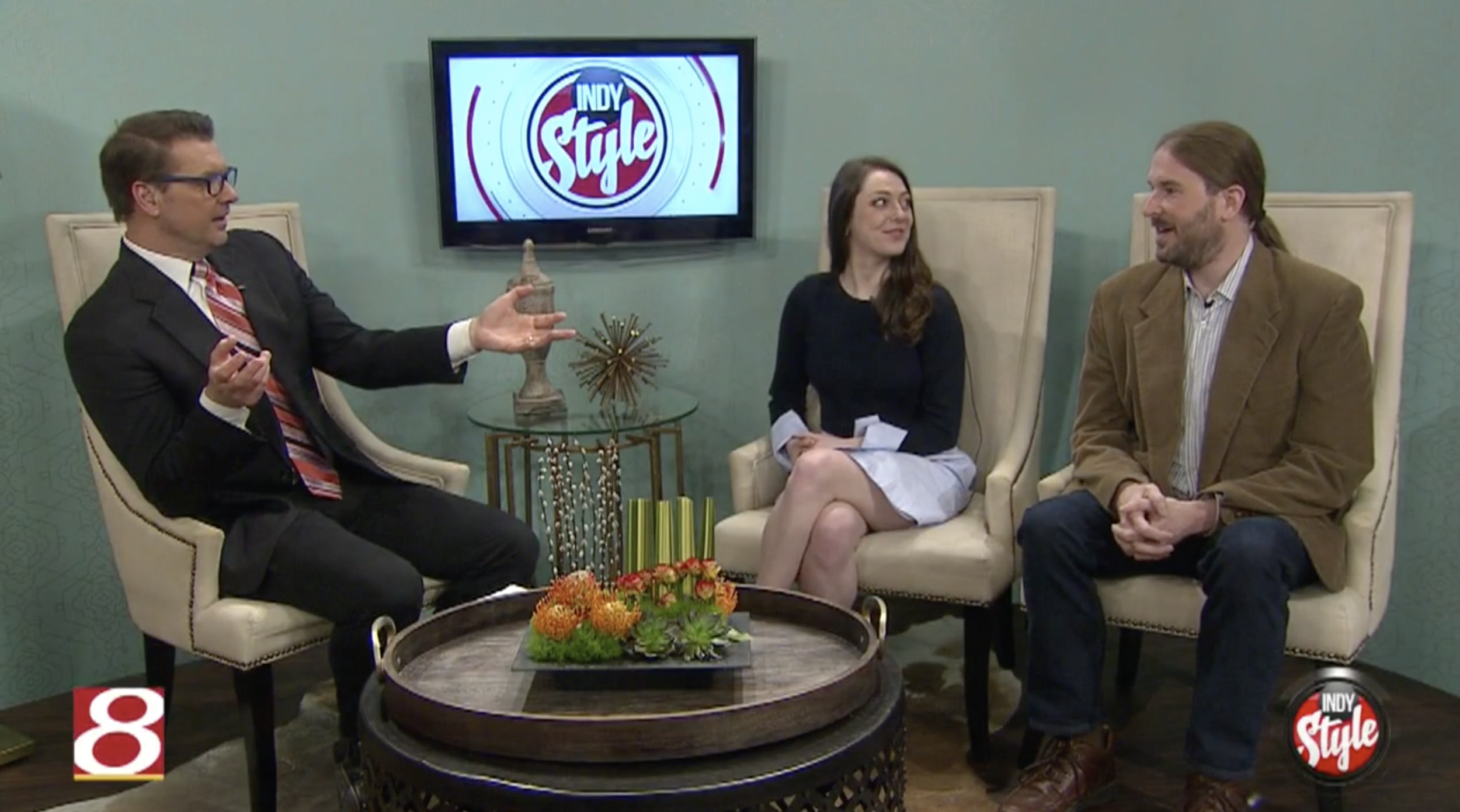 'Critically acclaimed films make up Indy Film Fest lineup' Indy Style, WISHTV - Watch the Interview with Grace Hannoy and Indy Film Fest's Dan Moore!